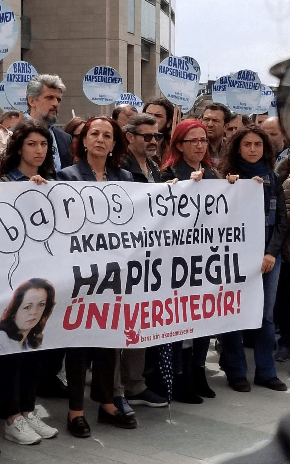 Invitation to the Press Statement of Academics for Peace